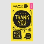 100 Love Stamp Set