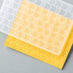 Arrows Textured Impressions Embossing Folder 132187