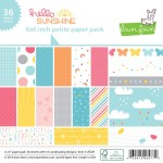 Hello Sunshine Petite Paper Pack