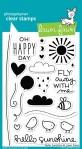 Hello Sunshine Stamp Set