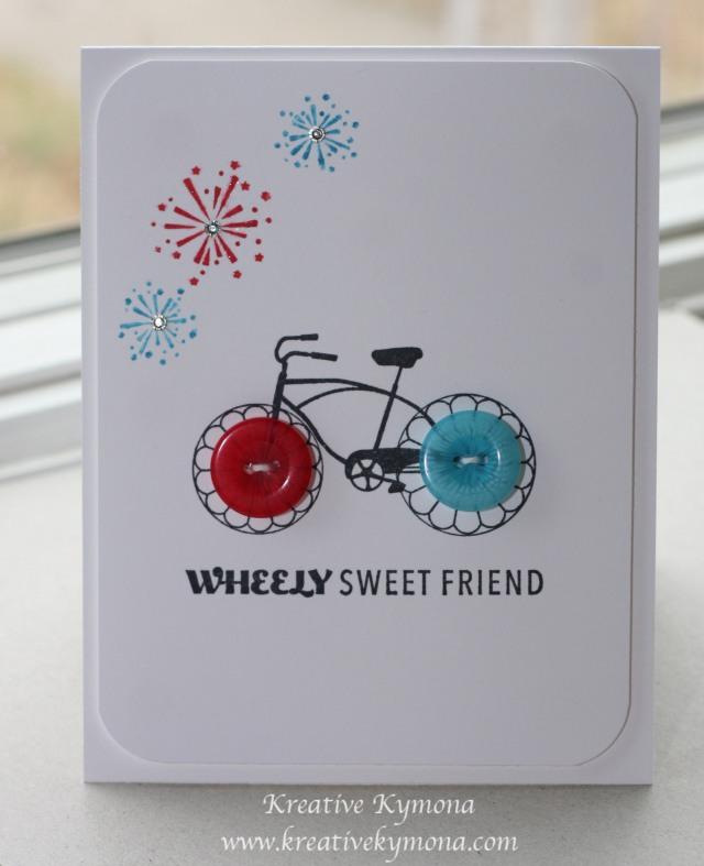 Wheely Sweet Friend