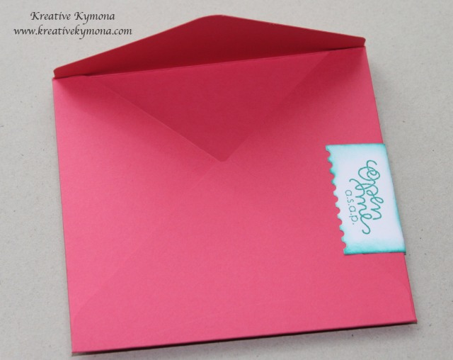 Full Envelope Back