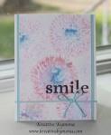 Watercolor Smile
