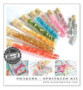 Shakers and Sprinkles Kit