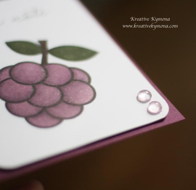 grape skittles closeup
