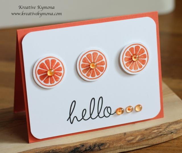 Hello Tangerine