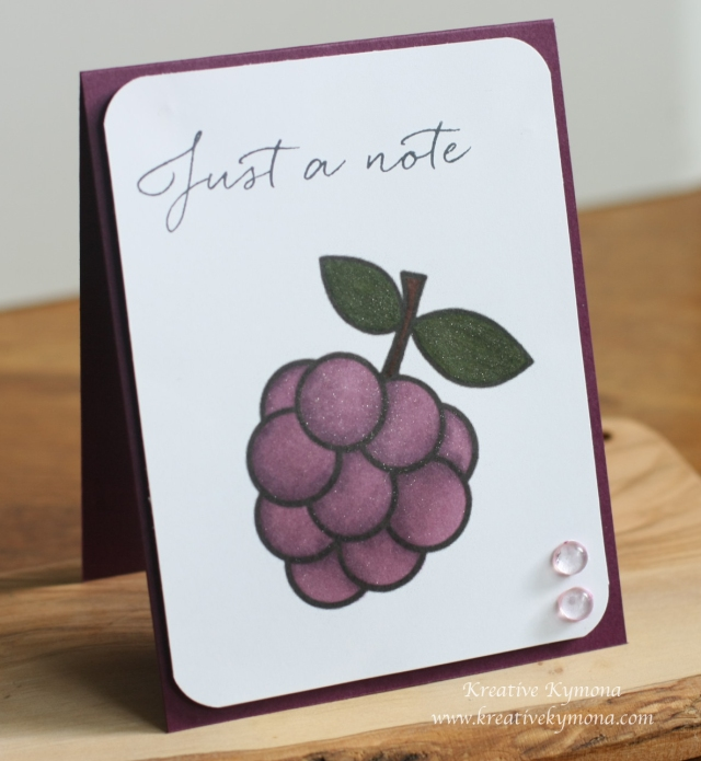 Just a Note (grapes)