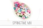 Springtime Mix Sequins