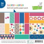 Sweater Weather Petite Paper Pack