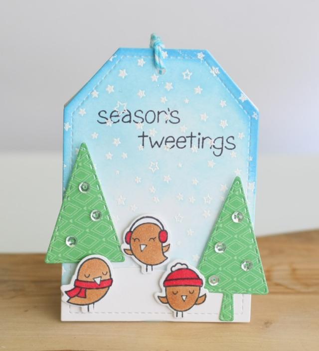 2-n-1 gift card tag
