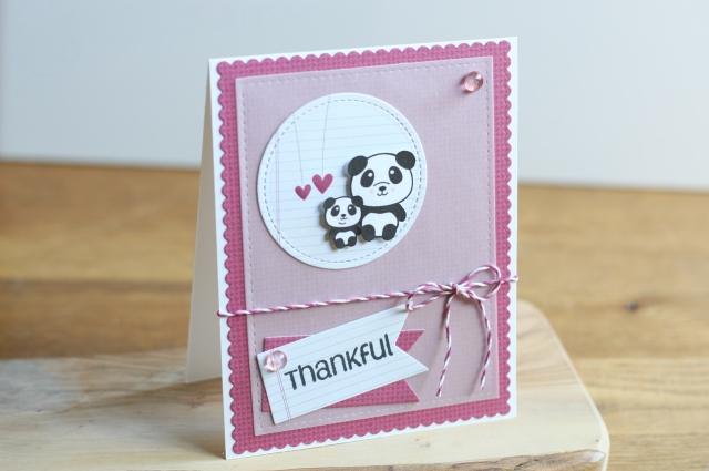 Thankful Pandas