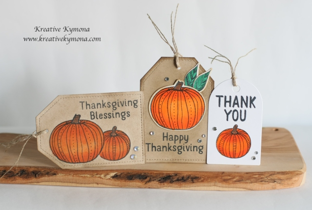 Thanksgiving Tag set