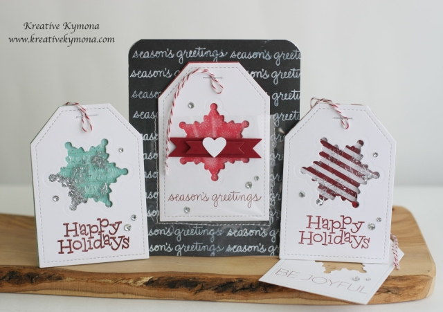 Window Tag Set