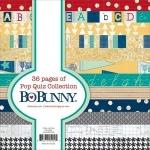 Bo Bunny Pop Quiz Paper Pad