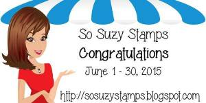 So Suzy Stamps Anything Goes