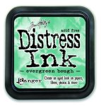 Distress Ink Evergreen Bough