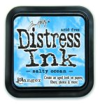 Distress Ink Salty Ocean