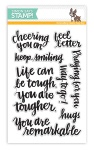 Hand Letter Encouragement