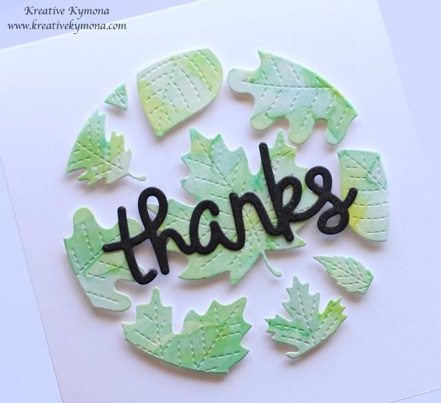 Leafy ThanksM