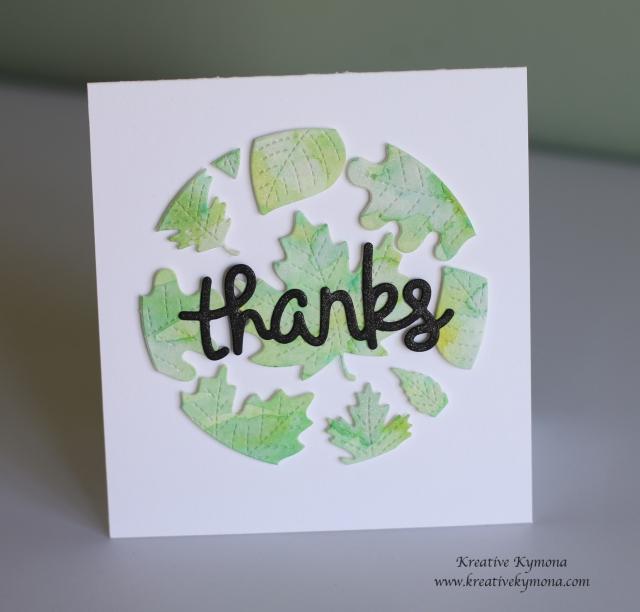 Leafy ThanksM2