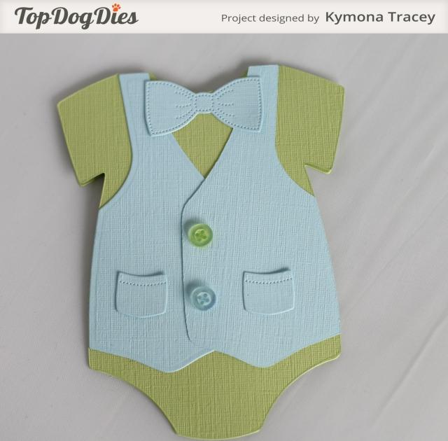 Baby Boy Photo Card 3