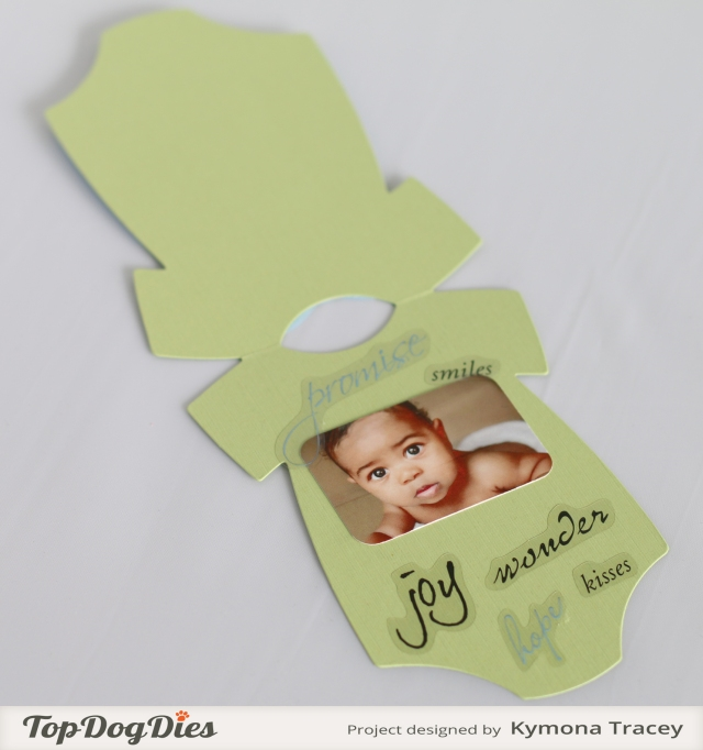 Baby Boy Photo Card 4