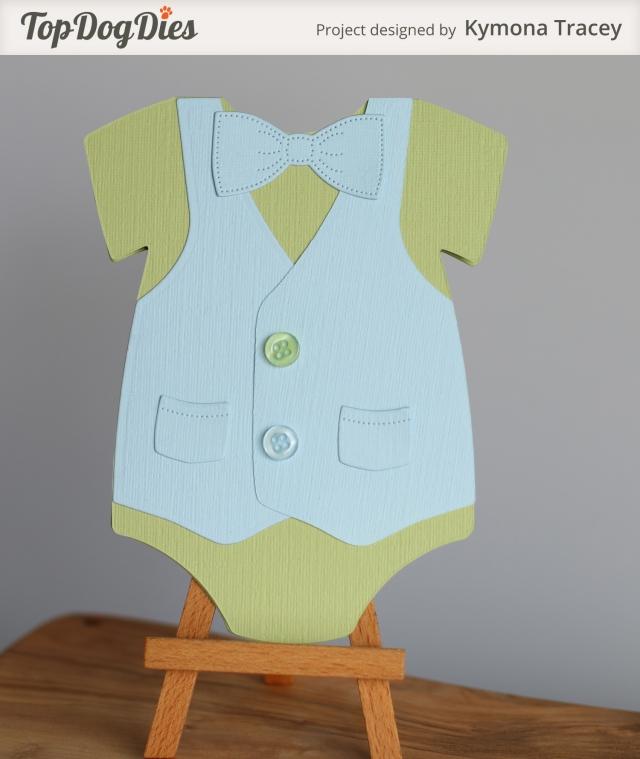 Baby Boy Photo Card