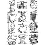 Tim Holtz Mini Blueprints 8