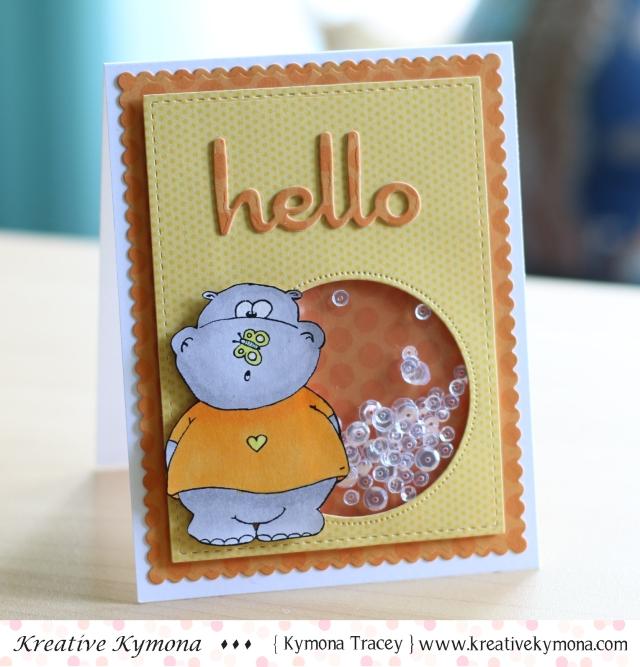 Hello Hippo