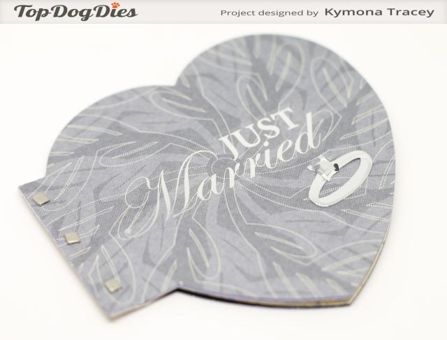 Just Married Brag Book