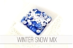 Winter Snow Mix Sequins