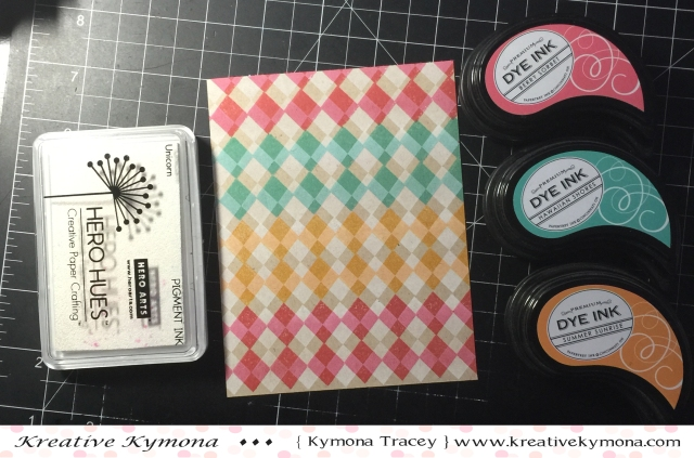 Dye and Pigment Stamping (OCC)