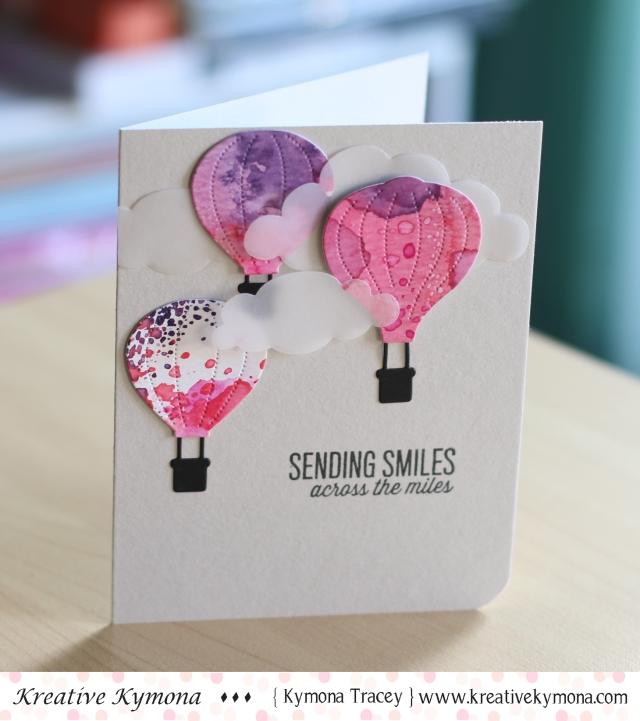 Sending Smiles (TDD)