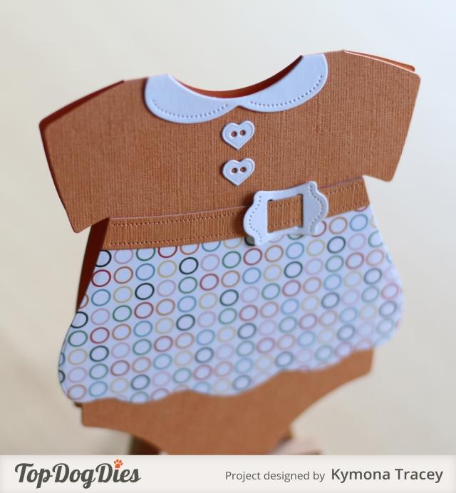 Baby dress onesie 1