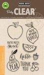 HR Stamp Your Own Fruit
