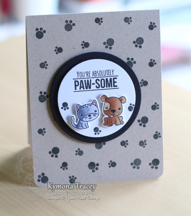 Your Paw-some (YNS)