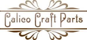 Calico Crafts Parts