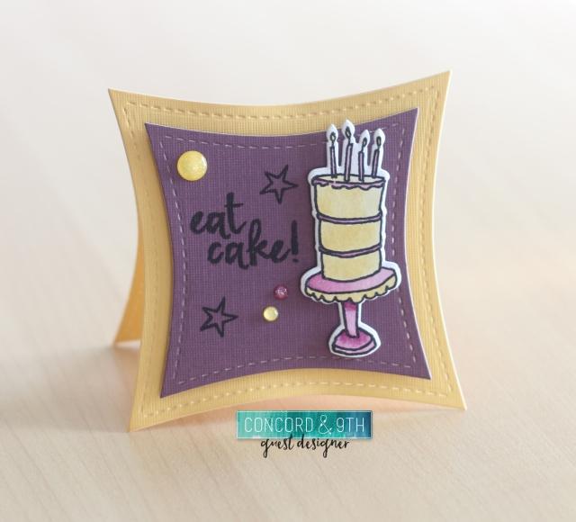 Eat Cake (C&9)