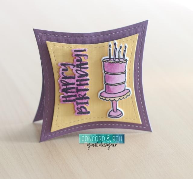 Happy Birthday (C&9)