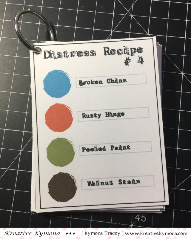 Recipe 4 card