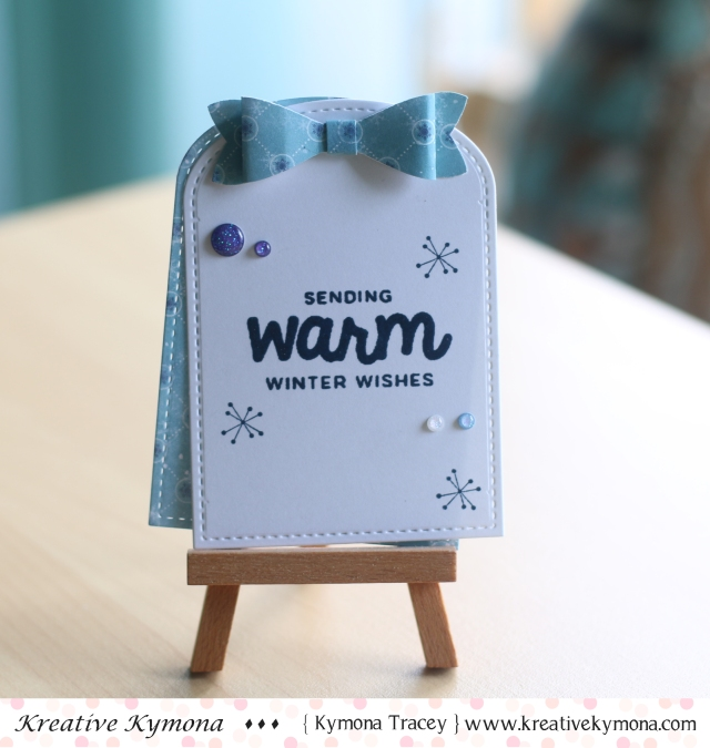 Sending Warm Winter Wishes (RAH)