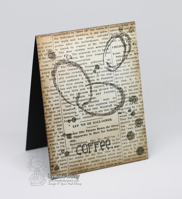 Coffee Splats (YNS)