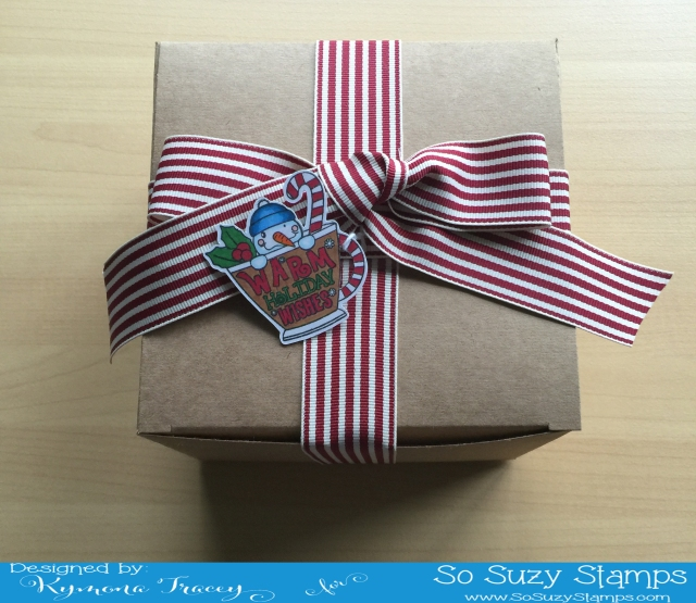 Warm Wishes Gift tag 2