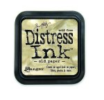 Distress Ink Old Paper