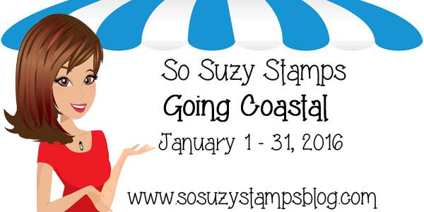 So Suzy Stamps challenge