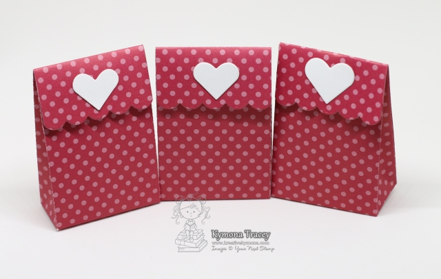 Heart Gift bags (YNS)