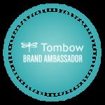 Tombow_Brand-Ambassador-Badge