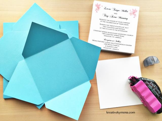 Cut invites