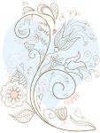 Flower Flourish WM