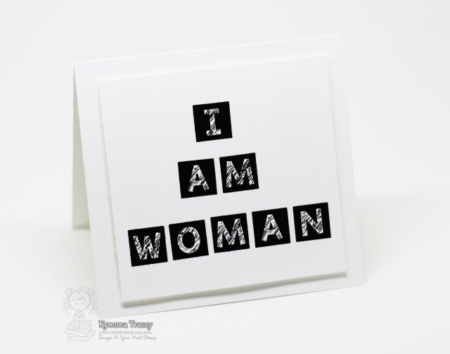 I am women (YNS)